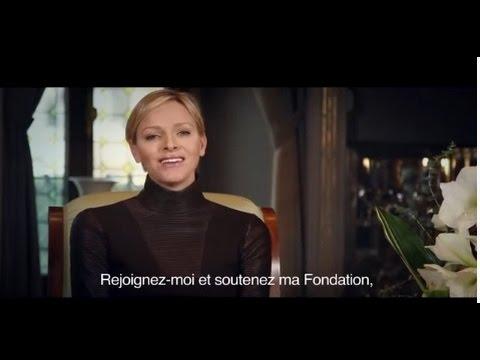 Vidéo présentation Fondation Princesse Charlène de Monaco
