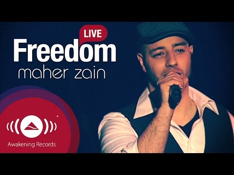 Freedom - Dedicated to all the people struggling for freedom and dignity in the world. Maher's Zain new music video, inspired by the revolutions in Tunisia, Egypt, Lib...
