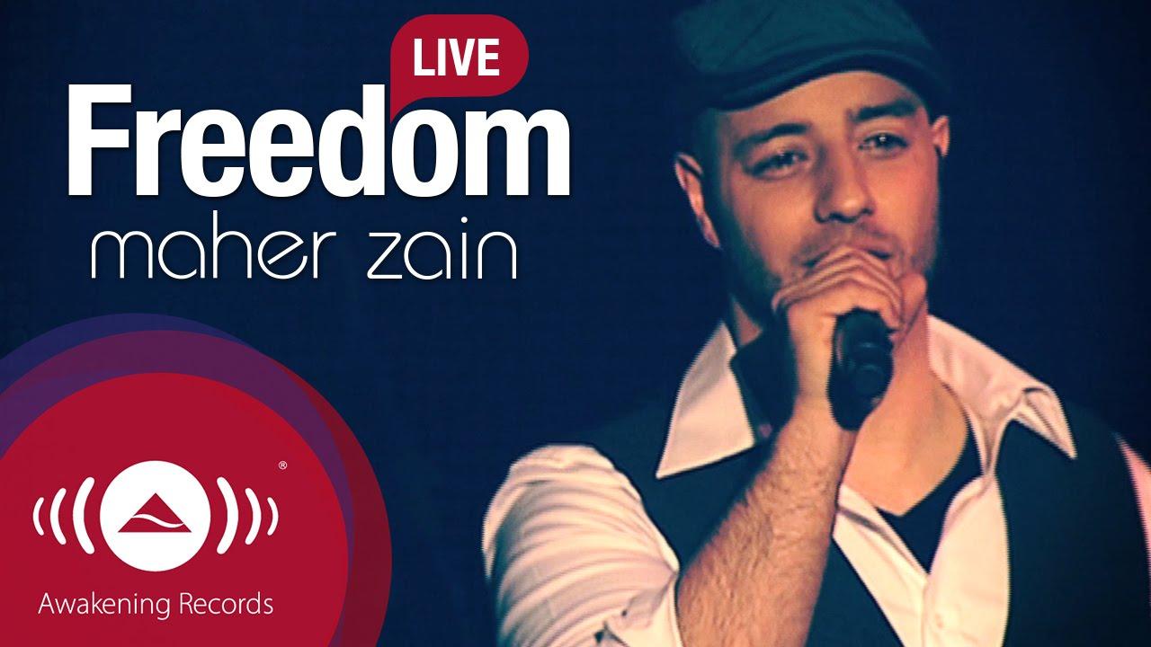 Maher Zain – Freedom Sözleri