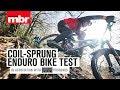 Sprung Enduro Bike Test | Mountain Bike Rider