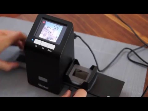 Rollei DF-S 290 HD: Dias Scannen