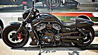 10. Harley Nightrod Muscle