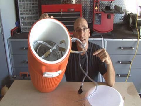 Convertible Jockey Box Is A Portable Homebrew Cooler And