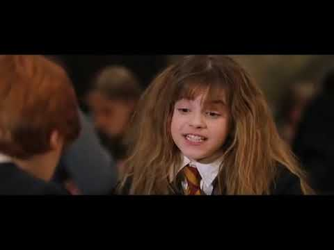 HARRY POTTER AND THE SORCERER'S STONE  DELETED SCENES (EXTENDED)