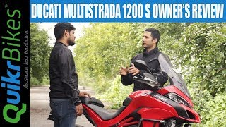 8. Ducati Multistrada 1200 S Long-Term Ownership Review