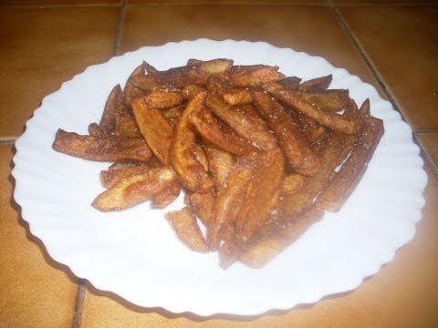 Comment faire des frites m�me sans friteuse ? free