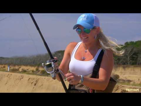Surf Fishing for Albies with Epoxy Jigs – Martha's Vineyard
