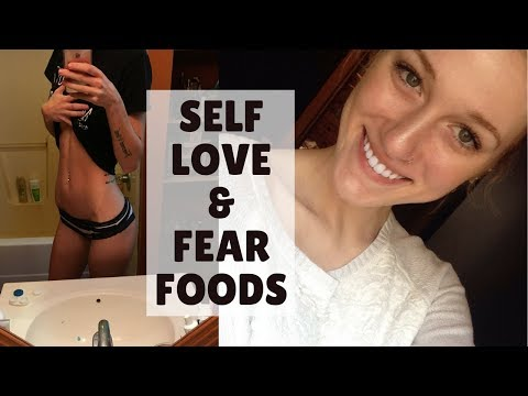 HOW TO LOVE YOURSELF & STOP FEARING FOOD | VLOGMAS DAY 7