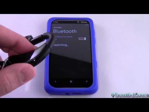 How To Pair Bluetooth On Windows Phone
