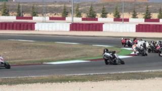 Honda NSF100 European Cup Final 2010 - Circuito de Albacete