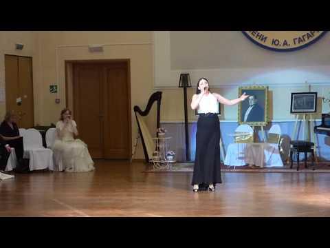 ОЛЬГА ЛЕМАН-БАЛАШОВА .Италия, Парма, Королевская опера