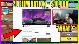 TFUE REACTS TO SUMMER SKIRMISH WINNER! SUMMER SKIRMISH PLAYERS THAT DROPPED 20 KILLS! Fortnite funny