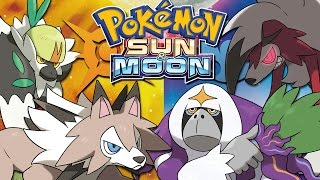 VERSION EXCLUSIVES AND ROCKRUFF EVOLUTIONS! | Pokémon Sun and Moon! by Munching Orange
