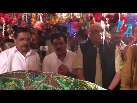 Dr.G Parmeshwar & B.Z.Zameer Ahmed Khan In koratgere,A2Z TV Exclusive Interview