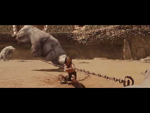"John Carter 2012 - ""Fight with the White Apes"" scene"