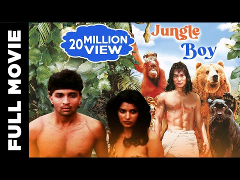 Jungle Boy (1998) Full Hindi Dubbed Movie | Fantasy Adventures Movie