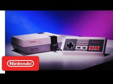 Nintendo Entertainment System: NES Classic Edition Features Trailer