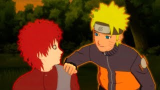 Naruto Saves Gaara from Akatsuki | Naruto Shippuden Ultimate Ninja Storm 2 Game | Sakura vs Sasori