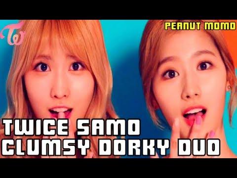 TWICE SAMO - THE CLUMSY DORKY DUO (видео)