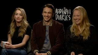Nonton Amber Heard  James Franco And Pamela Romanowsky On    The Adderall Diaries    And    The Diaster Artist    Film Subtitle Indonesia Streaming Movie Download