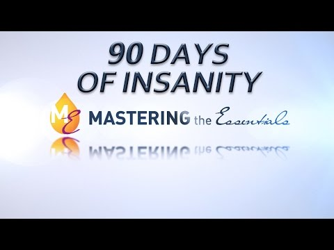 90 Days of Insanity Workout | Mastering the Essentials