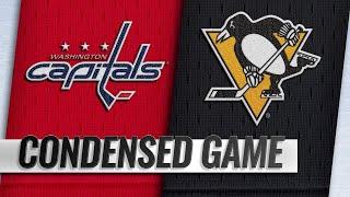 03/12/19 Condensed Game: Capitals @ Penguins