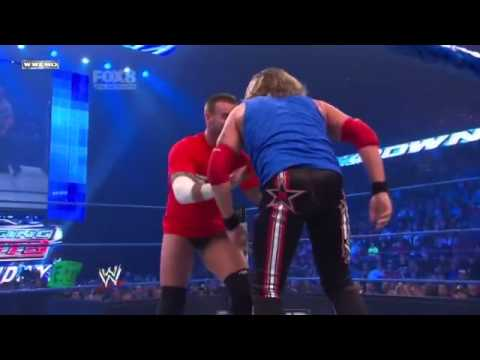 WWE Smackdown 2010.10.22 - Edge vs CM Punk (видео)