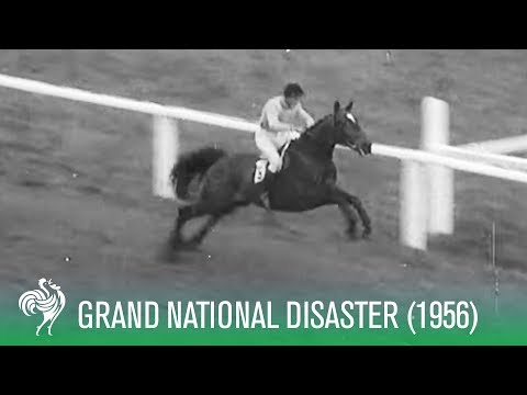 Devon Loch At The Grand National