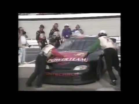 NASCAR Controversial Finishes 8