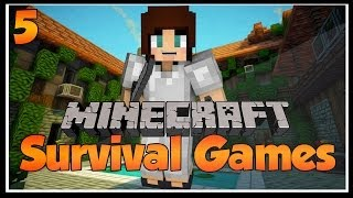 Minecraft Survival Games   Poof of Power Moves   Episode 5