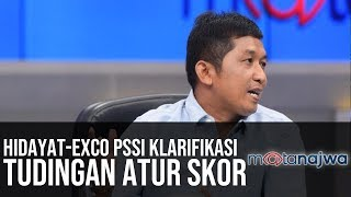 Video PSSI Bisa Apa: Hidayat-Exco PSSI Klarifikasi Tudingan Atur Skor (Part 3) | Mata Najwa MP3, 3GP, MP4, WEBM, AVI, FLV Desember 2018