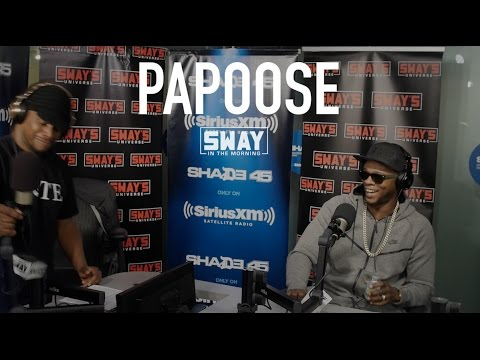 Papoose Freestyle On Sway In The Morning