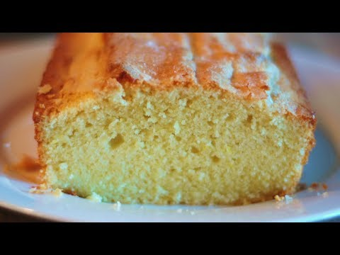 MADEIRA CAKE – VIDEO RECIPE