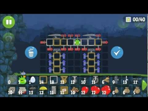 Bad Piggies: Rocket science