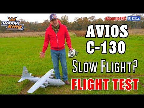 HobbyKing / Avios Lockheed C-130...