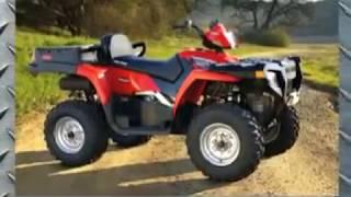 8. Clymer Manuals Polaris Sportsman 500 400 450 ATV Quad Four Wheeler Service Shop Manual Video