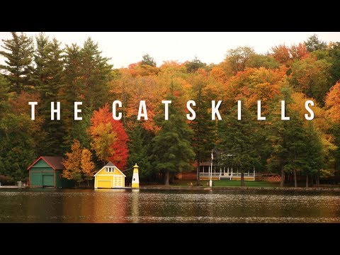 TOP Catskills Destination | Krispyshorts