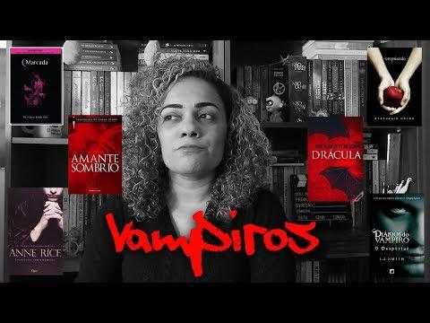 Livros com Vampiros ?