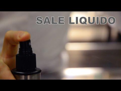 Sale liquido: il condimento perfetto