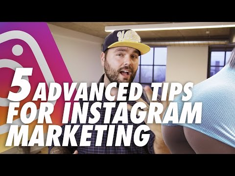 Instagram Marketing Tips For 2017: 5 Advanced Strategies to Grow Your Instagram Quickly