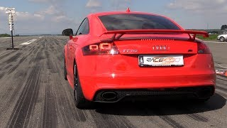 During the Race1000 I have filmed this Audi TT-RS tuned by ABT. It has now 440HP and that is 100HP more than the stock Audi TT-RS! This video shows you some acceleration on the 1/2 Mile Run including launch controls! I hope you will enjoy the video!Feel free to hit the 'thumbs up' button if you like the video! Make sure that you follow me on YouTube and subscribe to my supercar channel for the latest videos!BE SURE AND WATCH THIS VIDEO IN 1080p HD 50FPS QUALITY!Facebook: http://www.fb.com/cvdzijdenInstagram: https://instagram.com/cvdzijdenThanks for watching!Ciao, Chris /CvdZijden