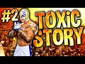 TOXIC STORY 2K14 | Episode 2 | Les malheurs de Rey Mysterio !