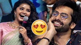 Video Anupama Parameswaran Super Cute Telugu Speech | Unnadi Okate Zindagi Audio Launch | TFPC MP3, 3GP, MP4, WEBM, AVI, FLV Juli 2018