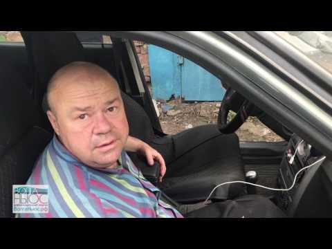 Отставной подполковник МВД протаранил забор детского сада