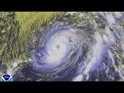Τις Βερμούδες έπληξε ο τυφώνας Νικόλ