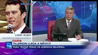 Entrevista a Larry Rubin  representante del Partido Republicano