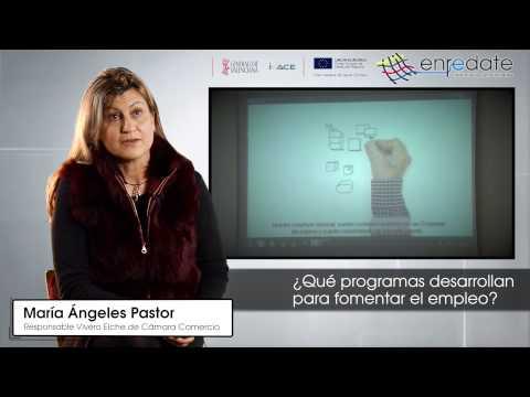 Ángeles Pastor en #EnrédateElx 2015