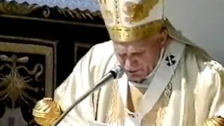 VÍDEO: Extracto de la homilía en la Misa de la Beatificación (17 de mayo de 1992)