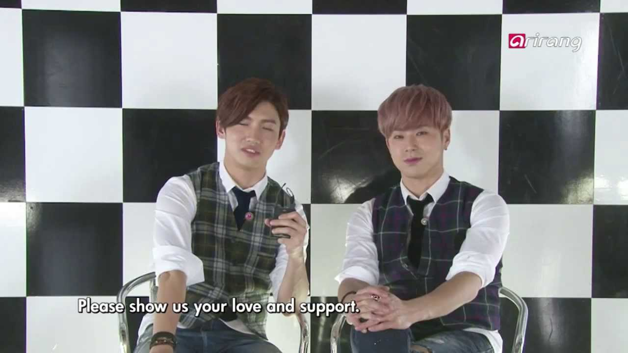 [engsub] 140311 Showbiz Korea – MV shoot of TVXQ's new song Spellbound