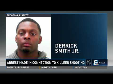 Arrest made in connection to Killeen shooting